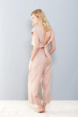 Alexa Pink Trousers Set