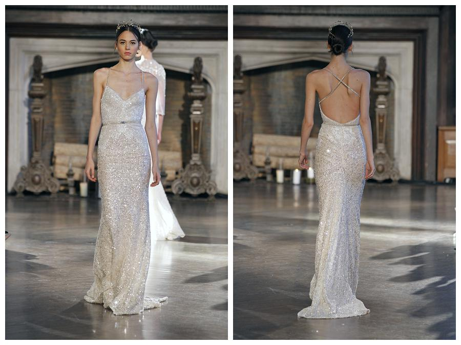We're swooning over these Inbal Dror wedding dresses