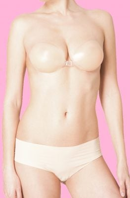 No VPL<br> Nude Brief