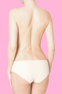 Seamless Undies in Micro Fabric <br> No VPL Nude Briefs