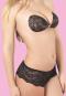 black strapless backless bra