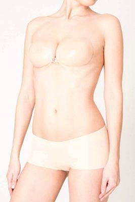 50% Off No VPL<br> Nude Hipster - M