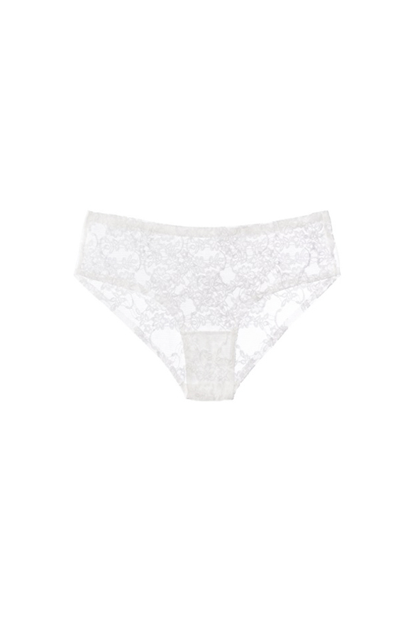 No VPL bridal underwear