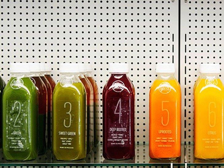No, we're not doing another detox or cleanse, EVER