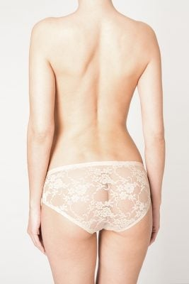 Seamless Lace Underwear <br>The Classic Nude