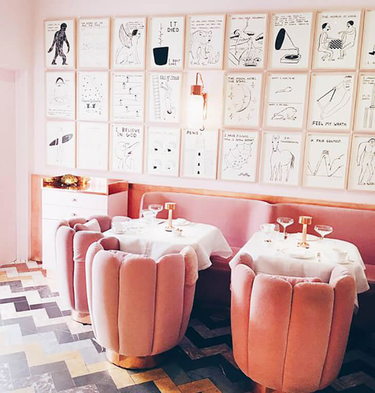 London's Most Instagrammable Spots for a Bite Or Drink