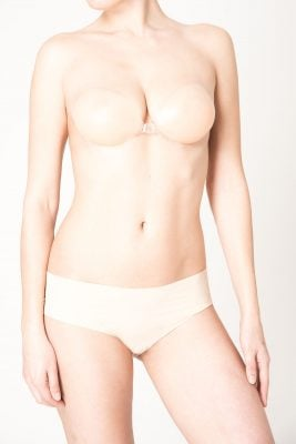 50% Off No VPL<br> Nude Brief - S