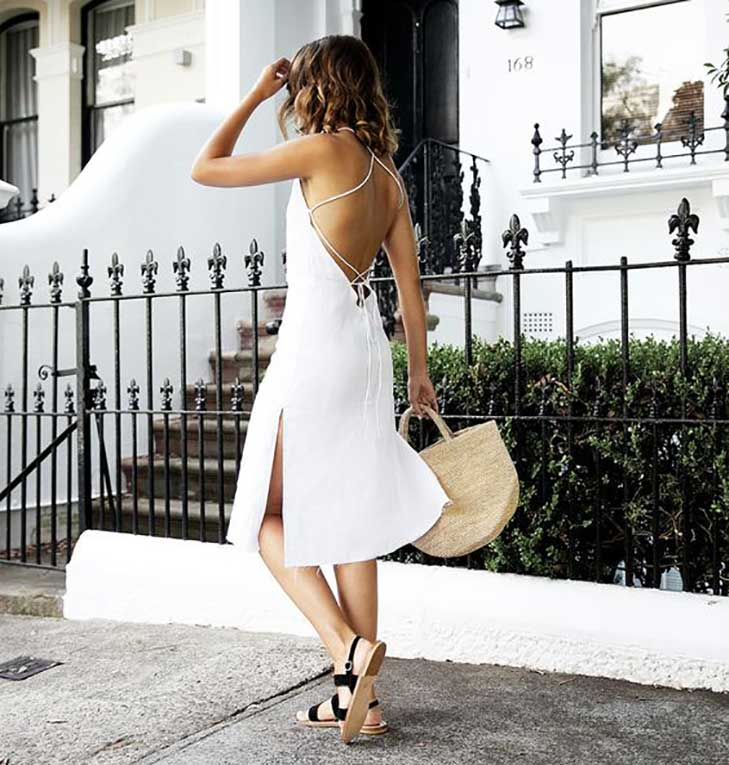 Dresses You Can Wear This Summer With InvisiBra Backless Bra