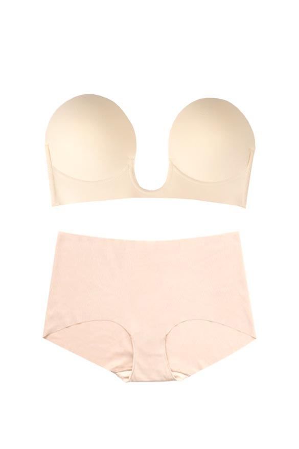Stick On Plunge Bra Bundle