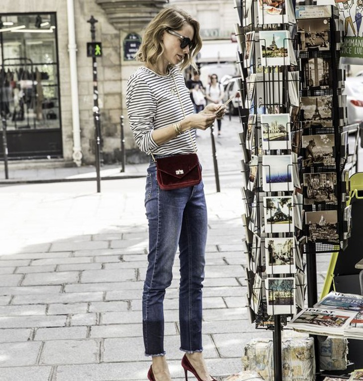 How to look stylish on the go