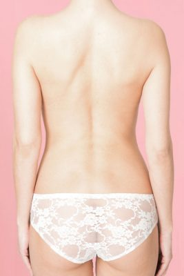 Seamless Lace Knickers No VPL <br> The Classic