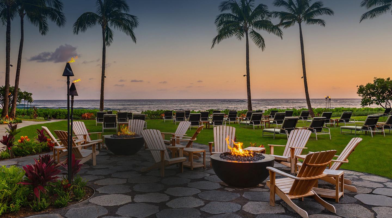Winter beach holiday Ko'a Kea Hotel and Resor