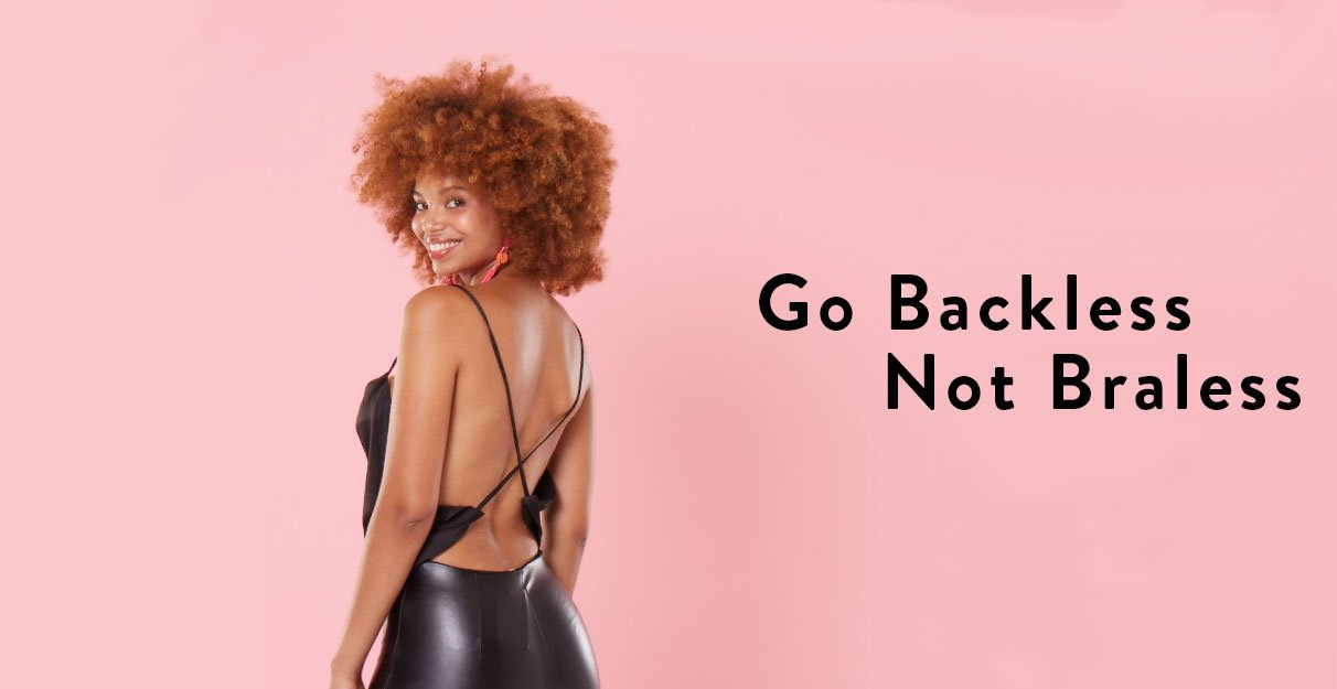Backless Top Bra Solutions