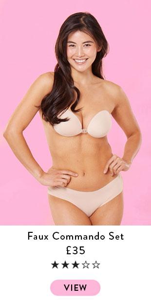 bridal-underwear-set-backless-sticky-bra-plain-nude-fc